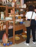 ISU Craft Shop's Ceramics at Art Walk in Old Town Pocatello DSCF0049.JPG