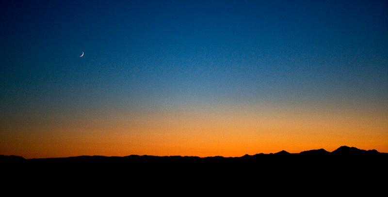 Sunrise - Namib Desert