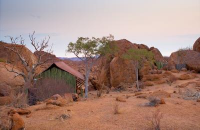 Mowani Camp Site