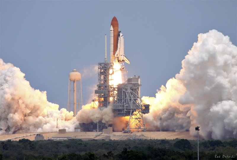 STS-125 Launch 9932