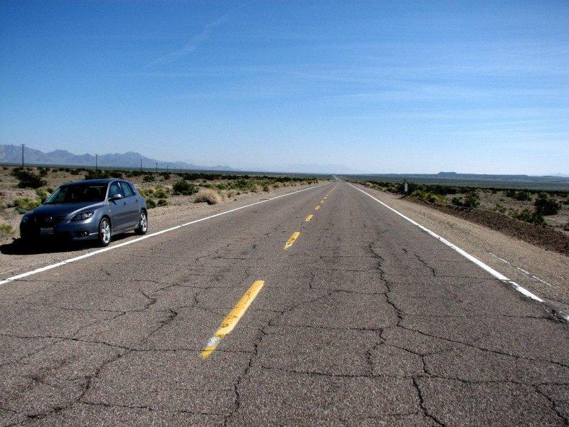 Along Route 66