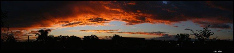 Minto sunset