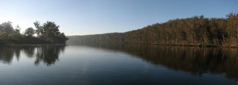 Clyde River - Nelligen