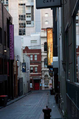 13060 Alleyways and Laneways I