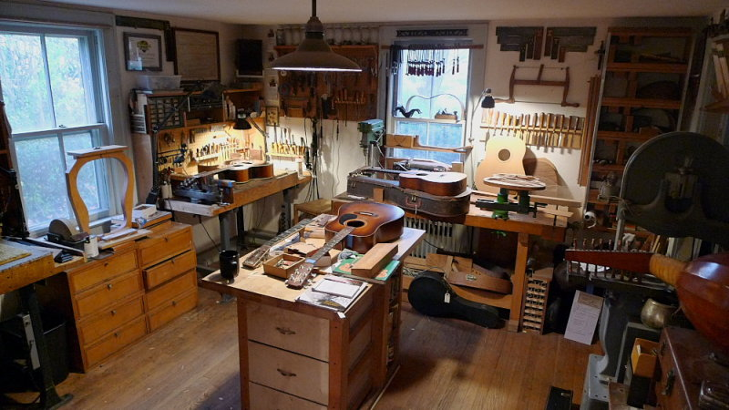the luthiers workshop january 2012. Black Bedroom Furniture Sets. Home Design Ideas
