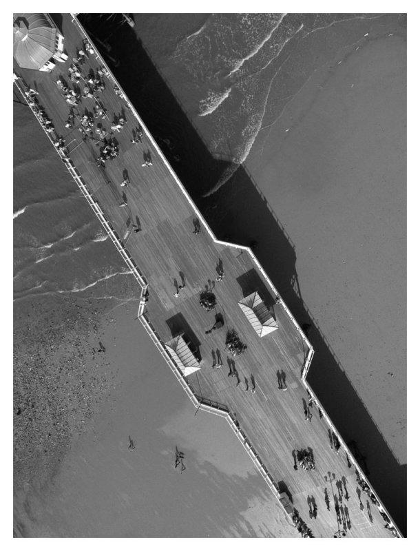 Cromer Pier, Alistair
