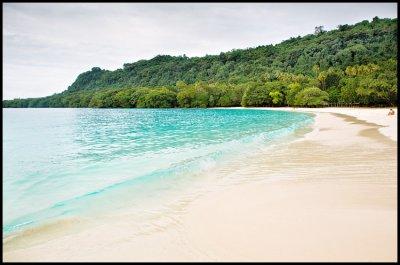 Champagne beach 2