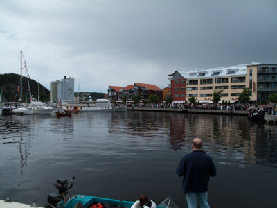 View of Halden