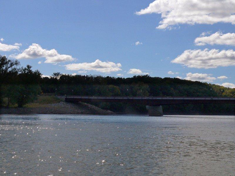 New bridge at Keo