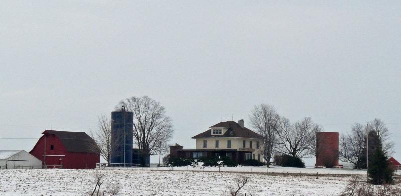 Farmstead on Scotch Ridge Rd, Carlisle IA
