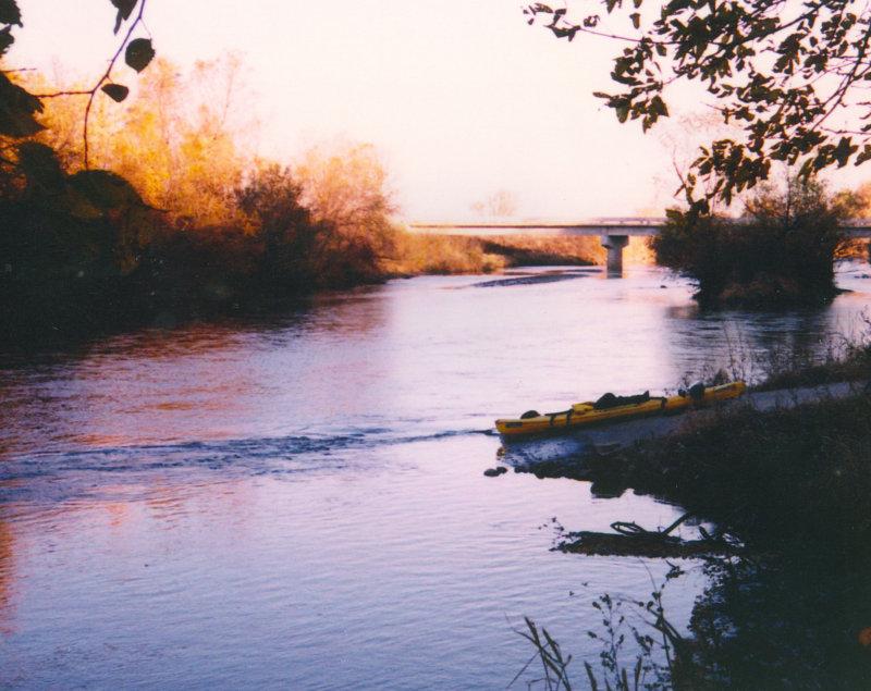 West Bend, River Runner