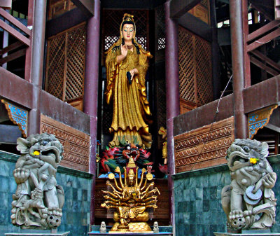Goddess of Mercy (Kuan Yin)