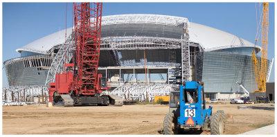 Dallas Cowboys New Stadium