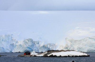 British Antarctic Surveys Port Lockroy base