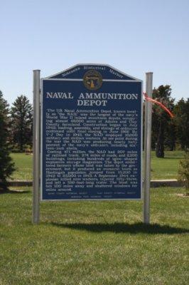 Nebraska Birding: Thats My World--Naval Ammunition Depot