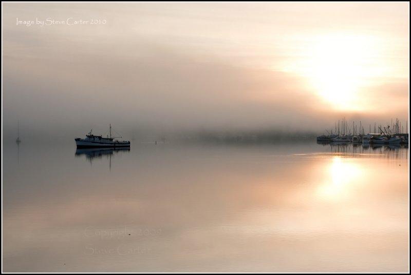 Sunrise at Gig Harbor