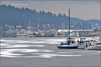 Frozen Gig Harbor