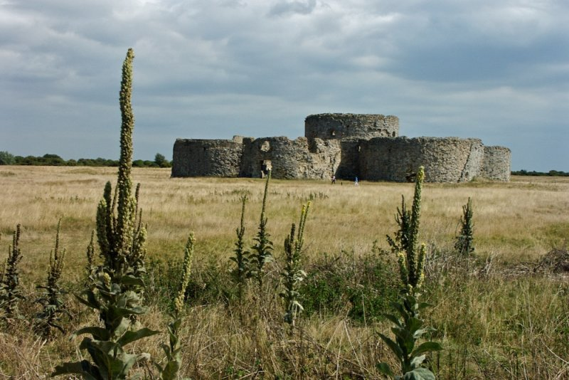 Camber castle keep