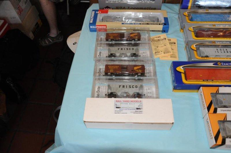 Raffle Prizes- Kadee & Rail Yard Models