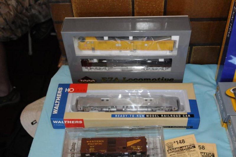 Raffle Prizes - Walthers