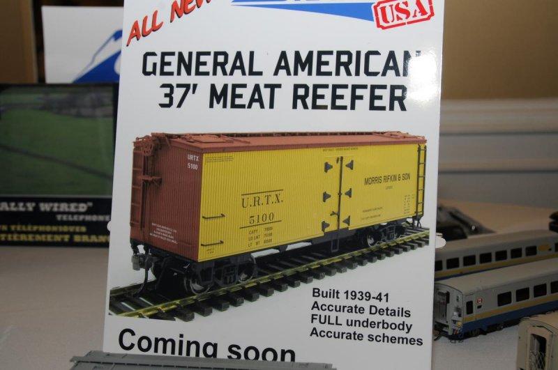 Rapido General American 37 Meet Reefer