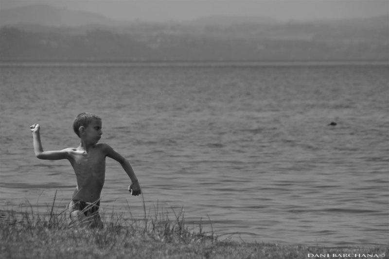 Lago di Vico, 2009