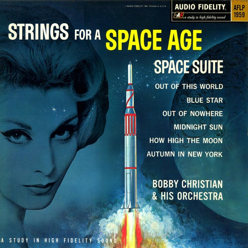 Strings For A Space Age LP