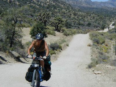 `08 Biking to Big Bear the back way
