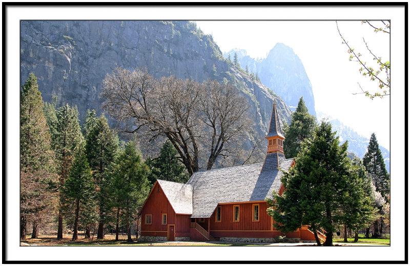Yosemite Chapel II