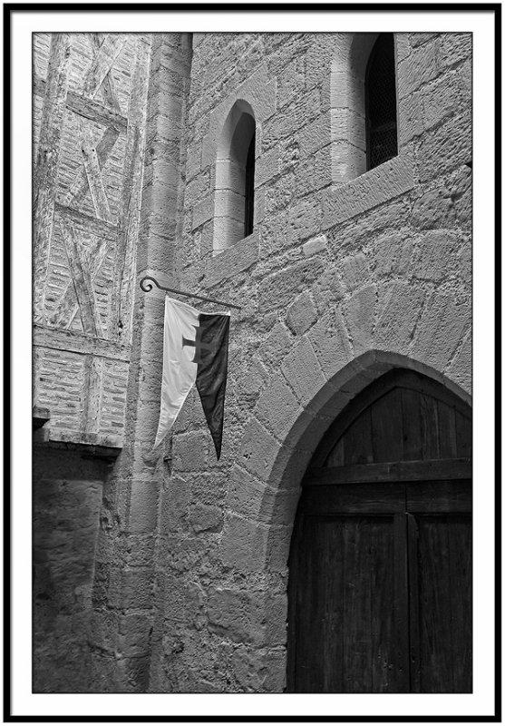 Commanderie of the Templars in Figeac