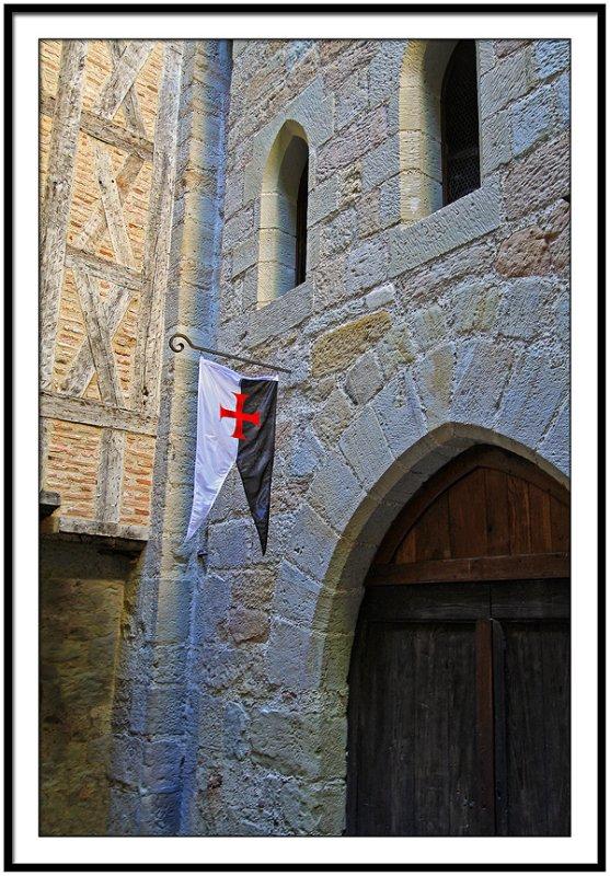 Commandery of Knights Templar in Figeac