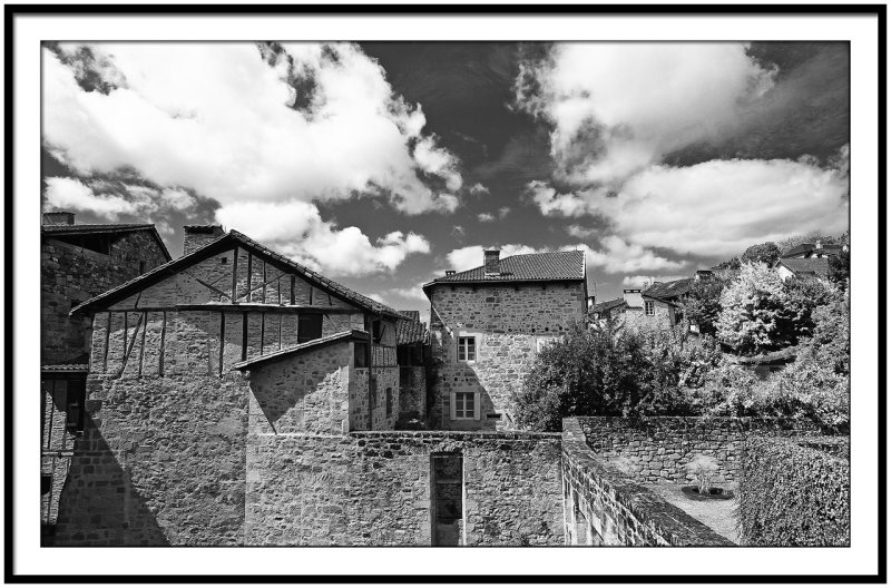 Houses in Figeac