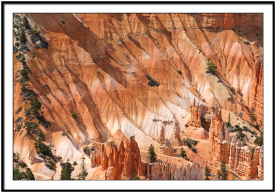 Little people in Bryce Canyon