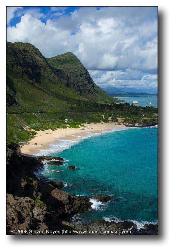 Makapuu Beach Park : Oahu : Oahu Hawaii