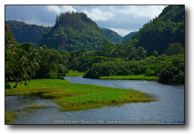 Waimea Valley : North Shore : Oahu Hawaii