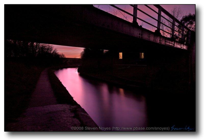 Tring, UK : A Grand Union Canal Bridge Redux