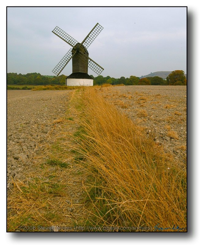 Pitsone, UK : Pitsone Windmill