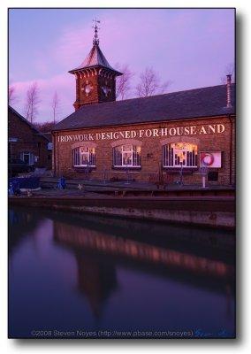 Tring, UK : Iron Works