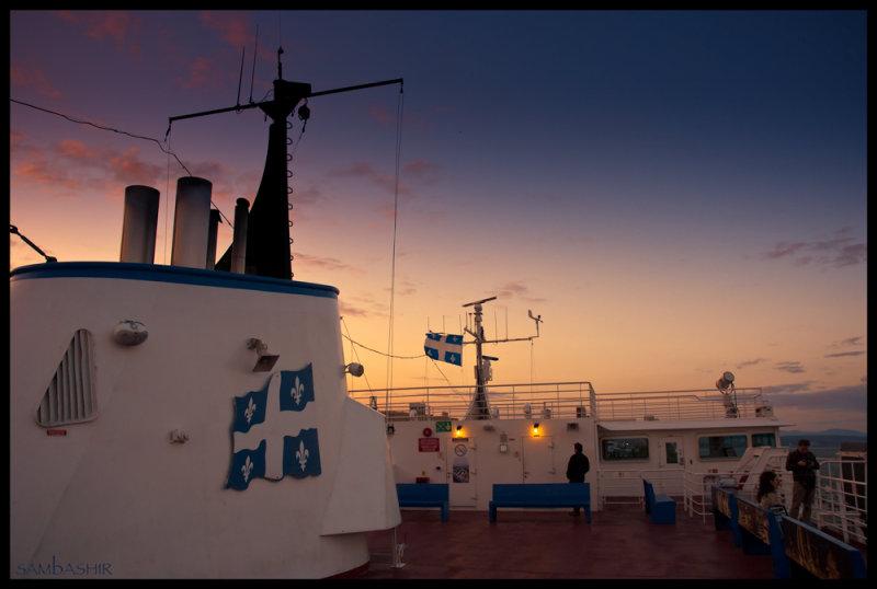 Québec-Lévis ferry