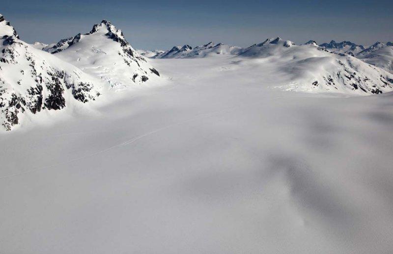 Upper Salmon Glacier, View N <br> (CassiarCambria043009-_046.jpg)