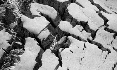 North Canoe Glacier:  Crevasses & Seracs <br> (NCanoeGl_092712_022-4.jpg)
