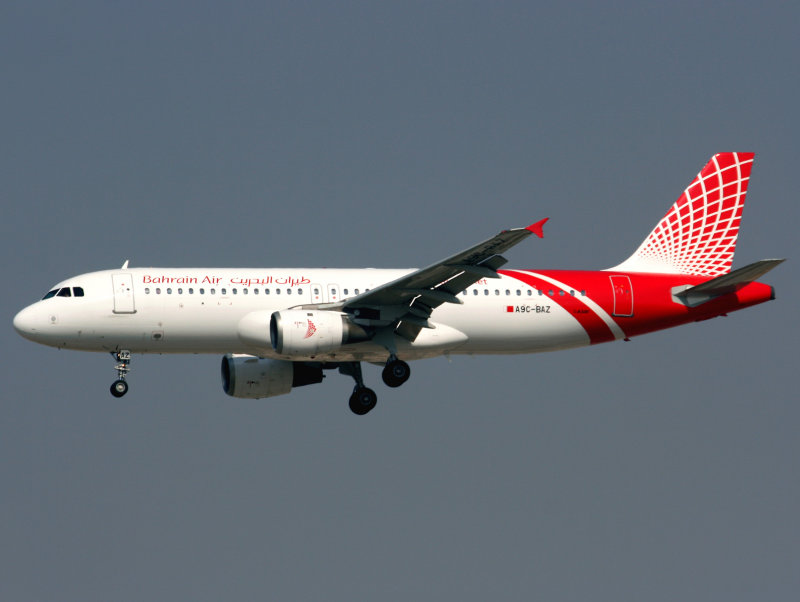 A320  A9C-BAZ