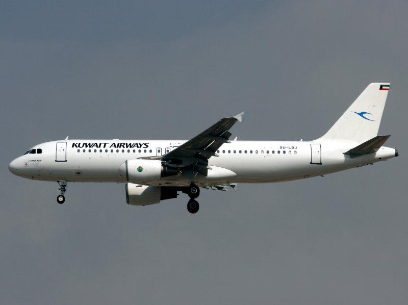 A320  SU-LBJ