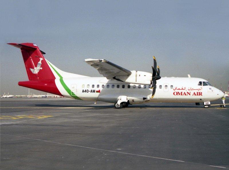 ATR42  A40-AM