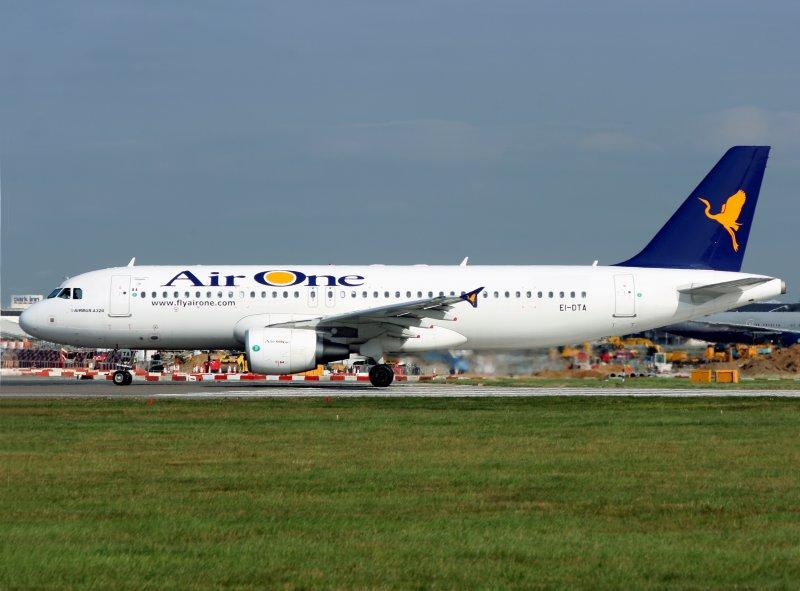 A320  EI-DTA