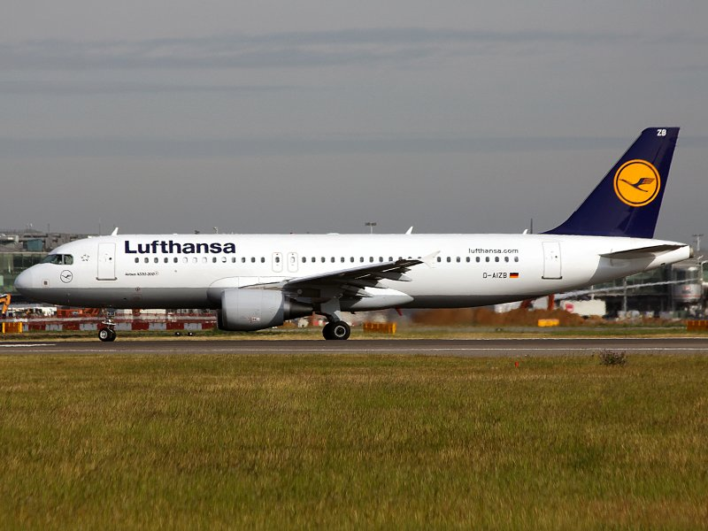 A320  D-AIZB