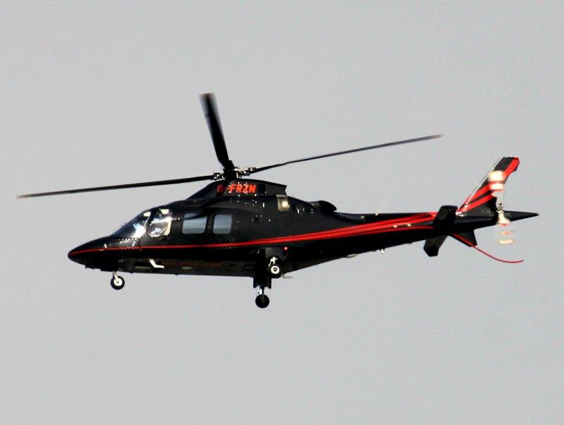 A-109 G-FRZN
