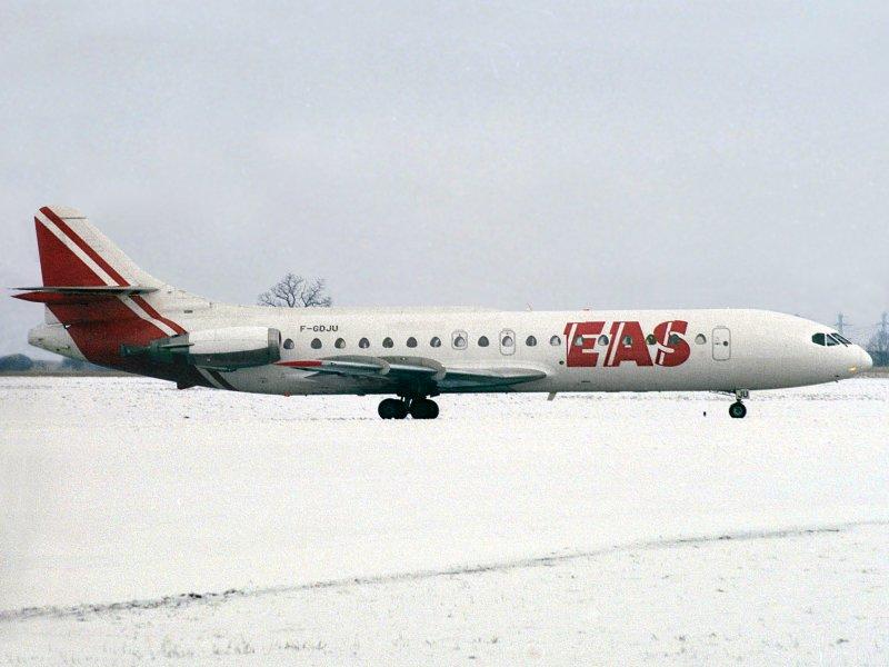 SE-210  F-GDJU