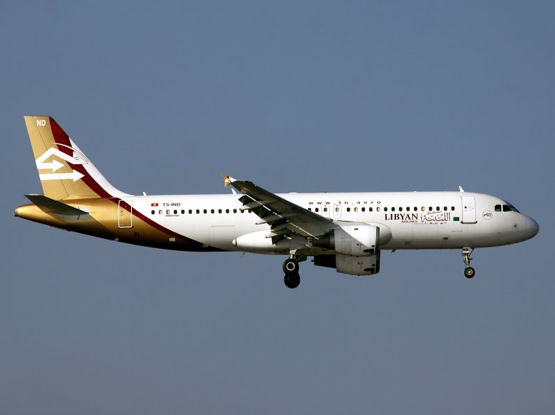 A-320   TS-IND