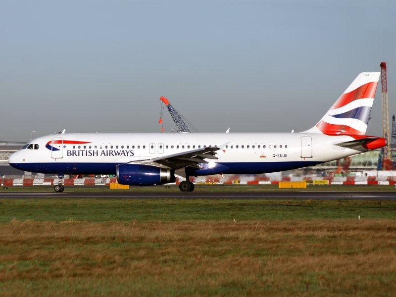 A320   G-EUUE